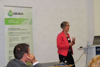 "Prof. Dr. Bettina Siebers (University of Duisburg-Essen, Germany), coordinator of the project ""HOTSOLUTE"" (Source:FNR)"